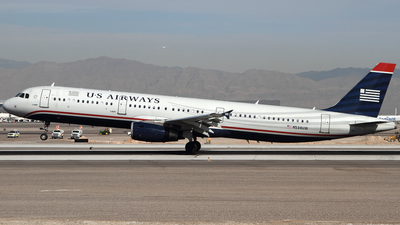 N534UW - Airbus A321-231 - US Airways