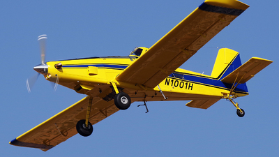 N1001H - Air Tractor AT-502B - Private