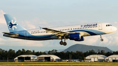 XA-MYR - Airbus A320-214 - Interjet