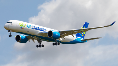 A picture of FHTRE - Airbus A350941 - Air Caraibes - © Gilles ASTRE