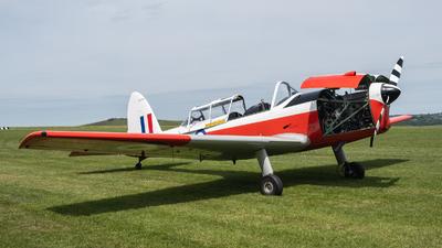 G-BZGA - De Havilland Canada DHC-1 Chipmunk 22 - Private
