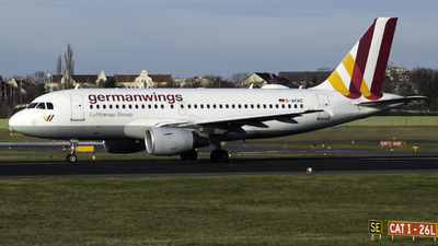 A picture of DAKNO - Airbus A319112 - Eurowings - © Theo Möhle