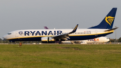 A picture of SPRKK - Boeing 7378AS - Ryanair - © Ben Cook
