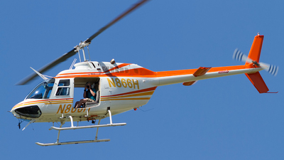 N866H - Bell 206B JetRanger - Private