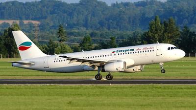A picture of LZLAA - Airbus A320231 - European Air Charter - © Lukas Hollnsteiner