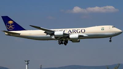 HZ-AI4 - Boeing 747-87UF - Saudi Arabian Airlines Cargo