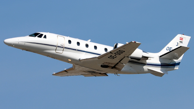 OE-GGG - Cessna 560XL Citation XLS Plus - Jet Fly