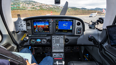D-EICV - Cirrus SR22-GTS Turbo - Private