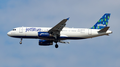 A picture of N624JB - Airbus A320232 - JetBlue Airways - © Oliver Richter