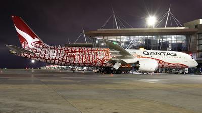 A picture of VHZND - Boeing 7879 Dreamliner - Qantas - © ORTIASpotter