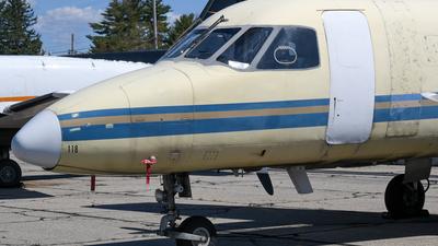 N118WA - Embraer EMB-110P1 Bandeirante - Wiggins Airways