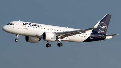 D-AINR - Airbus A320-271N - Lufthansa