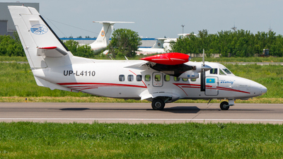 UP-L4110 - Let L-410UVP-E20 Turbolet - Zhetysu AirCompany
