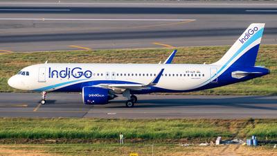 A picture of VTIJY - Airbus A320271N - IndiGo - © Sandeep Pilania