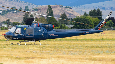 C-FADV - Bell 204B - Advantage Helicopters