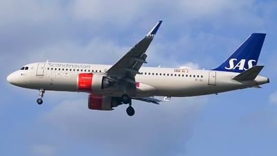 EI-SII - Airbus A320-251N - SAS Ireland