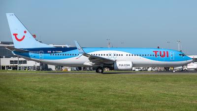 G-TAWM - Boeing 737-8K5 - TUI