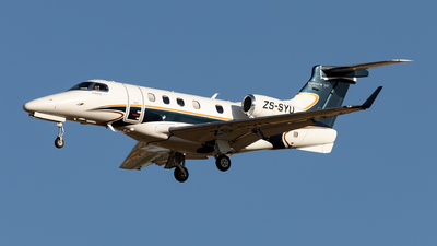 ZS-SYU - Embraer 505 Phenom 300 - Avex Air Transport