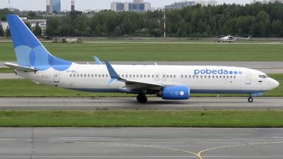 A picture of VPBPL - Boeing 7378AL - Pobeda - © Oleg Anokhin