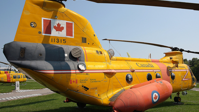 11315 - Boeing Vertol CH-113 Labrador - Canada - Royal Canadian Air Force (RCAF)