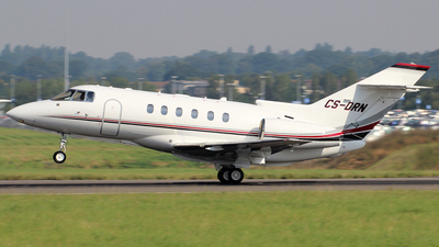 A picture of CSDRN - Hawker 800XP - [258772] - © n94504