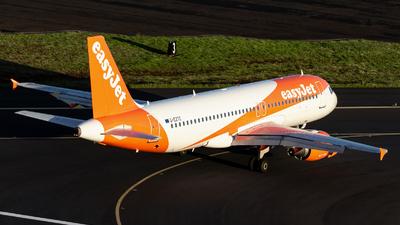 G-EZTC - Airbus A320-214 - easyJet