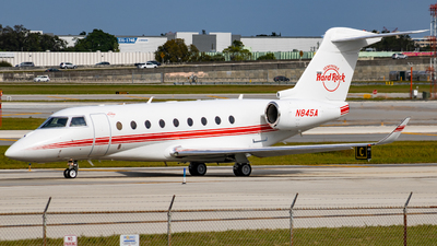 N845A - Gulfstream G280 - Private