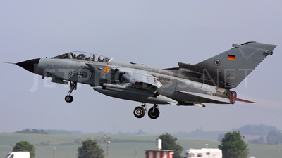 43-48 - Panavia Tornado IDS - Germany - Air Force