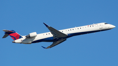 N549CA - Bombardier CRJ-900 - Delta Connection (SkyWest Airlines)