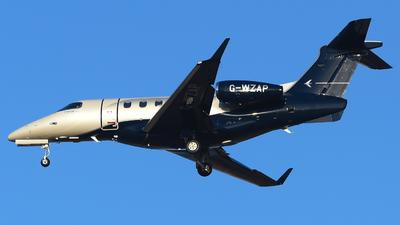 G-WZAP - Embraer 505 Phenom 300 - Saxon Air