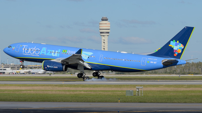 PR-AIT - Airbus A330-243 - Azul Linhas Aéreas Brasileiras