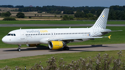 A picture of ECKHN - Airbus A320216 - Vueling - © Ian McGregor