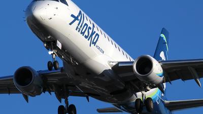 N636QX - Embraer 170-200LR - Alaska Airlines (Horizon Air)