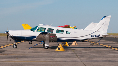 VH-SUU - Piper PA-32R-301 Saratoga SP - Private