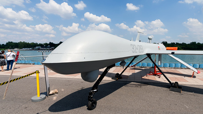- GAAS MQ-1 Predator - Italy - Air Force