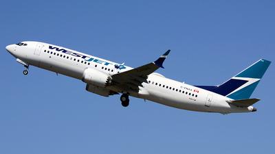 C-FNAX - Boeing 737-8 MAX - WestJet Airlines