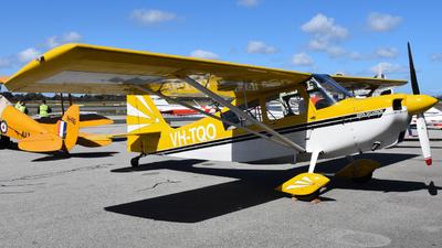 VH-TQO - American Champion 8KCAB Super Decathlon - Aero Club - Western Australia
