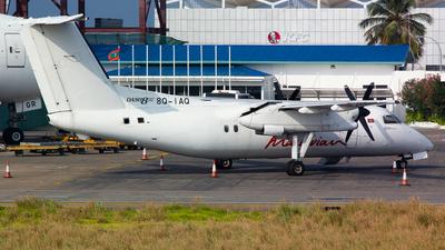 A picture of 8QIAQ - De Havilland Canada Dash 8200 - Maldivian - © Manuel Mueller