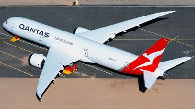 A picture of VHZNL - Boeing 7879 Dreamliner - Qantas - © Misael Ocasio Epicaviation47