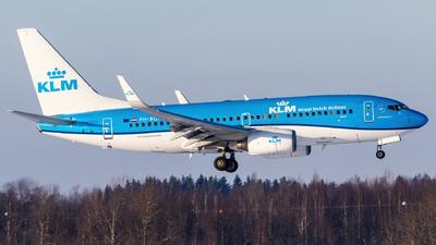 A picture of PHBGP - Boeing 7377K2 - KLM - © Mikko Heiskanen