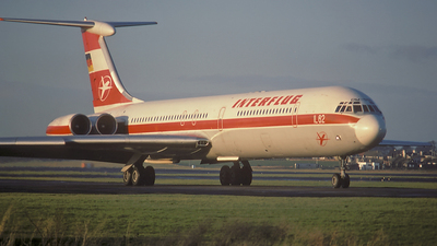 DM-SEB - Ilyushin IL-62 - Interflug