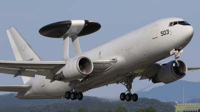 74-3503 - Boeing E-767 AWACS - Japan - Air Self Defence Force (JASDF)