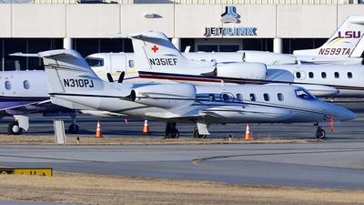 N310PJ - Bombardier Learjet 35A - Private