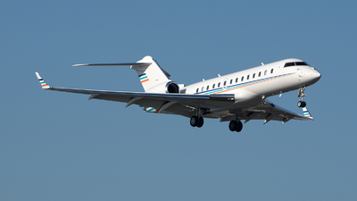 F-HFBY - Bombardier BD-700-1A11 Global 5000 - Private