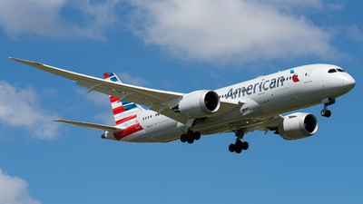 A picture of N806AA - Boeing 7878 Dreamliner - American Airlines - © Boneyard Safari - Daniel Gonzalez