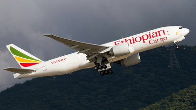 A picture of ETAVN - Boeing 777F60 - Ethiopian Airlines - © hongkongaviation