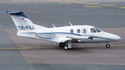 OE-FXJ - Eclipse Aviation Eclipse 500 - Private