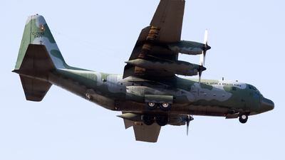 FAB2471 - Lockheed C-130M Hercules - Brazil - Air Force