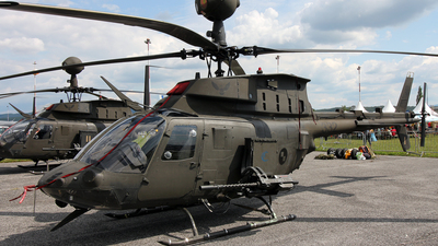 332 - Bell OH-58D Kiowa - Croatia - Air Force