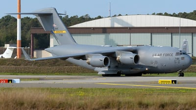 07-7181 - Boeing C-17A Globemaster III - United States - US Air Force (USAF)